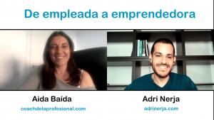 Aida Baida coach de la profesional