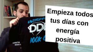 Como comenzar el dia con energia positiva