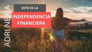 calculadora de la independencia financiera