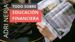 que es la educación financiera