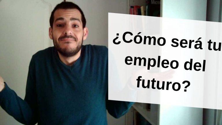 como sera el trabajo del futuro