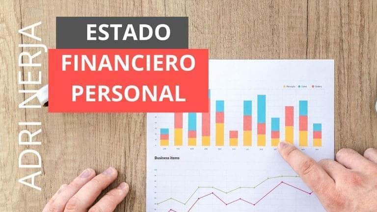 descargar estado financiero personal excel