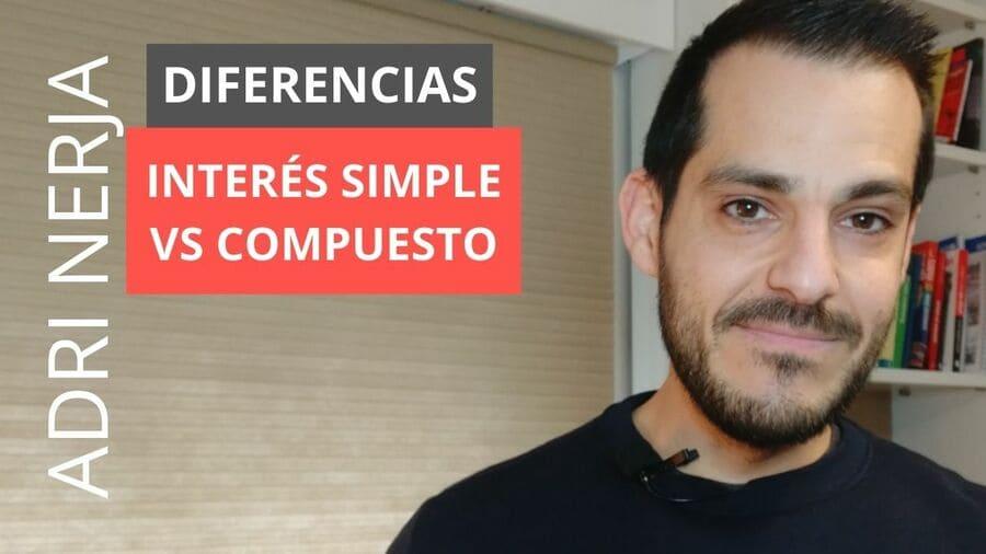 diferencias interés simple y compuesto
