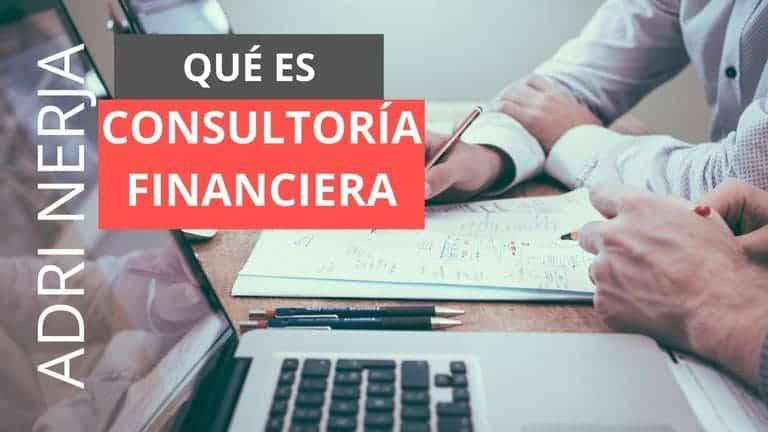 consultoria financiera empresarial