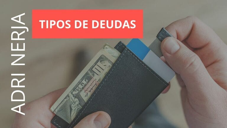 Cuántos tipos de deudas hay